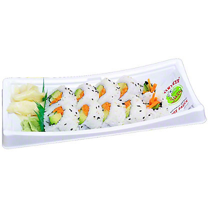 YUMMI SUSHI Vegetarian Roll,6 OZ