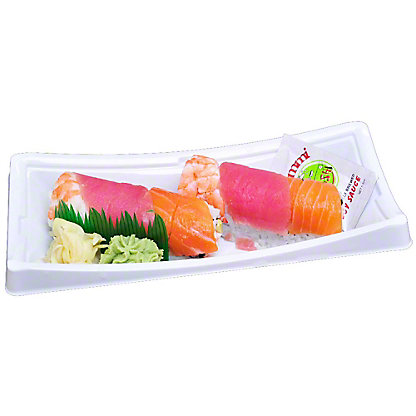 YUMMI SUSHI Rainbow Roll, 7.4 OZ