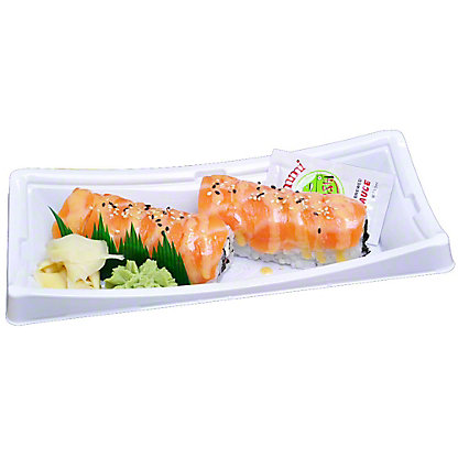 YUMMI SUSHI Salmon Lover Roll,7.4 OZ
