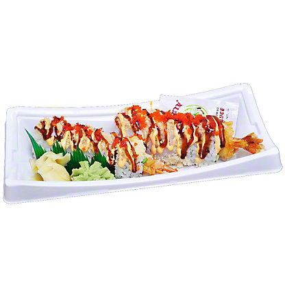 YUMMI SUSHI Tempura Shrimp Roll, 7.6 OZ