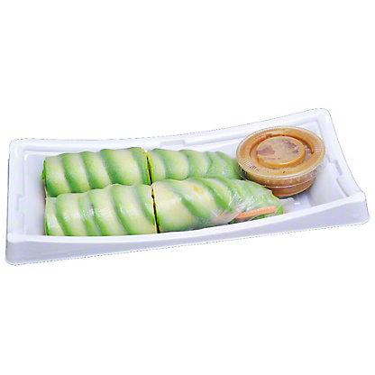 YUMMI SUSHI Avocado Spring Roll, 6.0 OZ