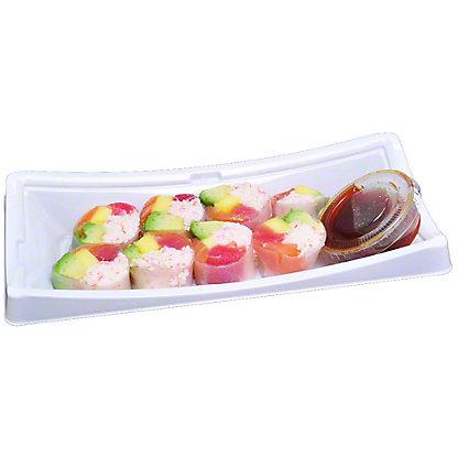 Yummi Sushi Caribbean Spring Roll 6 0 Oz Central Market