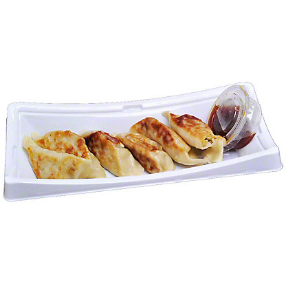 YUMMI SUSHI Pot Stickers, 5.1 OZ