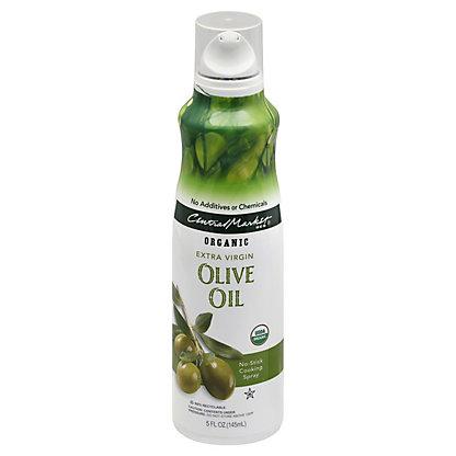 Central Market Organic No-Stick Extra Virgin Olive Oil Cooking Spray,5 OZ