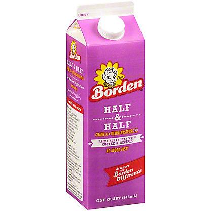 Borden Half & Half,32 oz