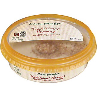 Central Market Traditional Hummus, 10 oz