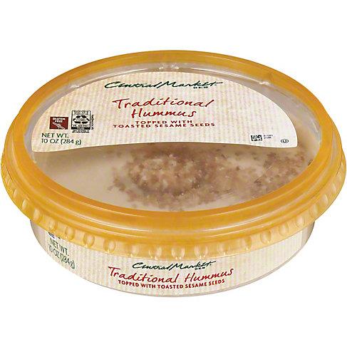 Central Market Traditional Hummus, 10 OZ