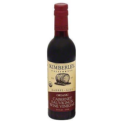 KIMBERLEY Organic Caberbet Sauvignon Wine Vinegar,12.5OZ