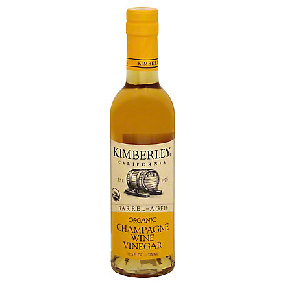 Kimberley Organic Champagne Wine Vinegar,12.5OZ