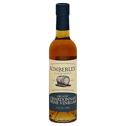 KIMBERLEY Organic Chardonnay Wine Vinegar, 12.5OZ