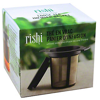 Rishi Loose Tea Infuser Basket, EACH