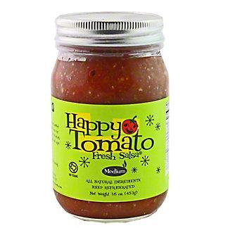 Happy Tomato Salsa Medium,16 OZ