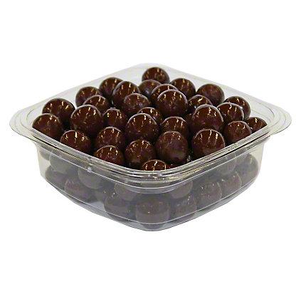 Marich Dark Chocolate Sea Salt Caramels,LB