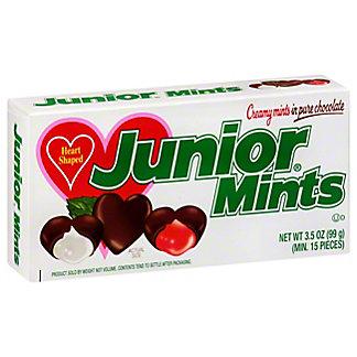 Junior Mints Valentine's Heart Box, 3.5 oz