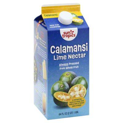 Sun Tropics Nectar Calamansi Tropical Lime 64 OZ