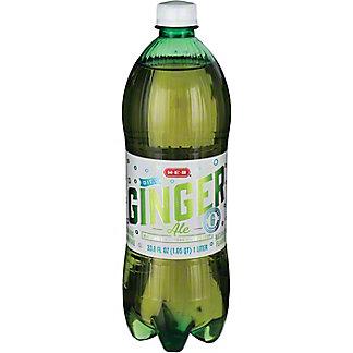 H-E-B Diet Ginger Ale,33.8 OZ