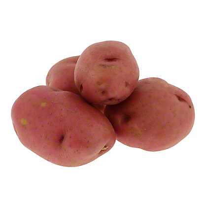 Fresh Organic Red Potato size A