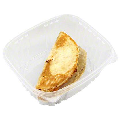 Central Market Hatch Cheese Quesadilla, Ea