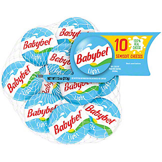Babybel Mini Lights,7.5 OZ