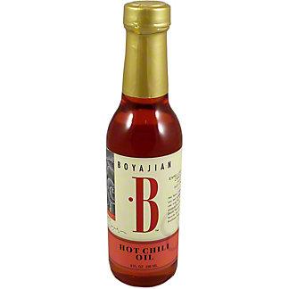BOYAJIAN Hot Chili Oil,8OZ