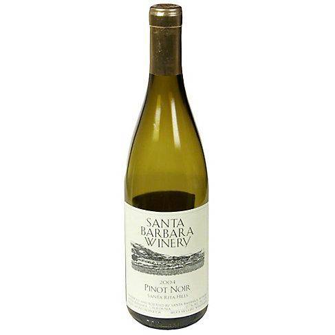 Santa Barbara Winery Pinot Noir, 750 ML