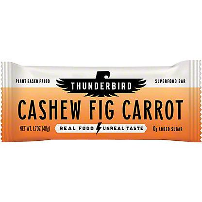 Thunderbird Energetica Cashew Fig Carrot Bars,1.7 OZ
