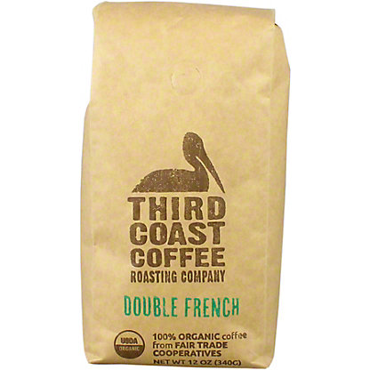 THRD COAST DOUBLE FRENCH COFFE