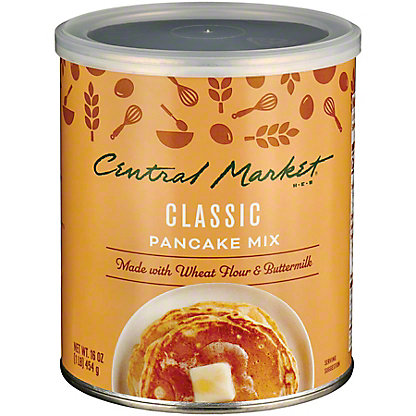 Central Market Classic Pancake Mix,16 OZ