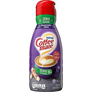 Nestle Coffee-Mate Sugar Free Italian Sweet Creme Coffee Creamer,32.00 oz