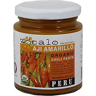 Zocalo Aji Amarillo Organic Chili Paste,8.00 oz
