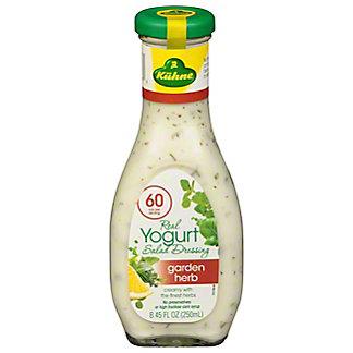 Kuhne Yogurt and Garden Herbs Salad Dressing,8.45 OZ
