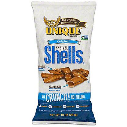 Unique Pretzel Shells, 10 oz