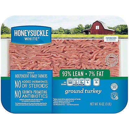 Honeysuckle White Lean Ground Turkey, 16 oz