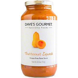 Dave's Gourmet Butternut Squash Pasta Sauce,25.5 OZ