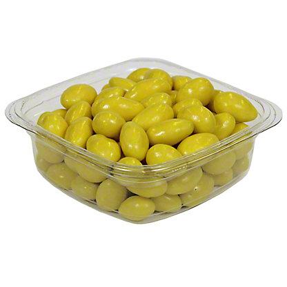 Bulk Lemon Creme Almonds- Lemoncello,LB