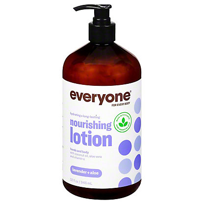 EO Lavender and Aloe Everyone Lotion,32 OZ
