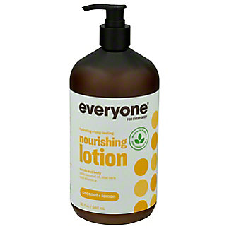 EO Coconut and Lemon Everyone Lotion, 32 oz