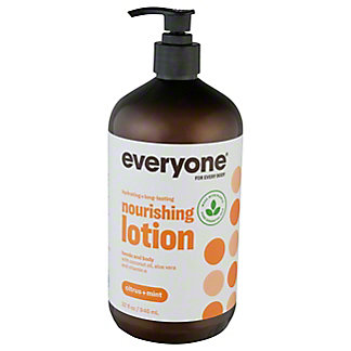 EO Citrus and Mint Everyone Lotion,32 OZ