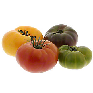 Fresh Organic Heirloom Tomatoes