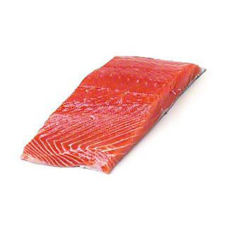 Fish Market Sockeye Salmon Portion,6 OZ