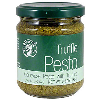 Trentasette Genovese Pesto With Truffles, 6.3 oz