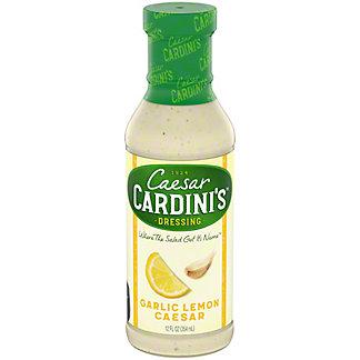 Cardini's Gourmet Garlic Lemon Caesar Dressing,12.00 oz