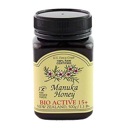 Mossops Bio Active 15+ Honey,1.1LB