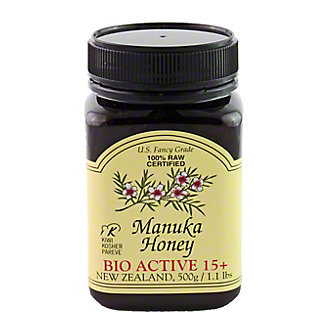 Mossops Bio Active 15+ Honey,1.1LB