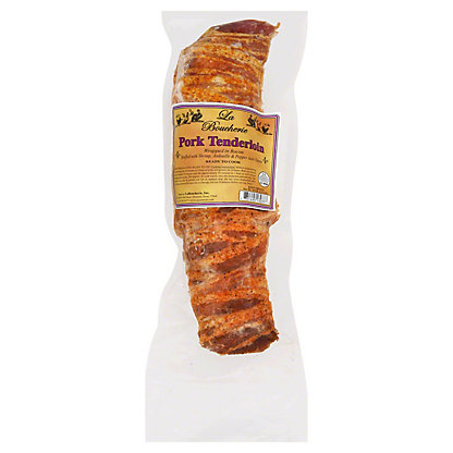 La Boucherie Pork Tenderloin Wrapped in Bacon With Shrimp, 28 oz