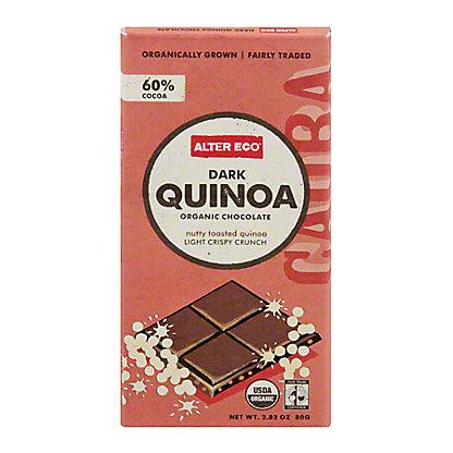 Alter Eco Organic Dark Quinoa Chocolate Bar, 2.82 OZ