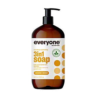 Everyone Coconut and Lemon Everyone Soap, 32 oz