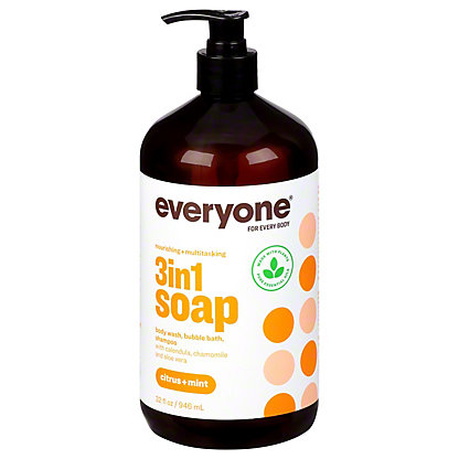 EO Citrus and Mint Everyone Soap, 32 oz