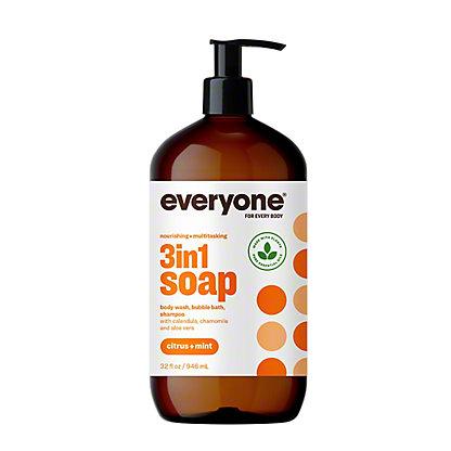 EO Citrus and Mint Everyone Soap, 32 oz