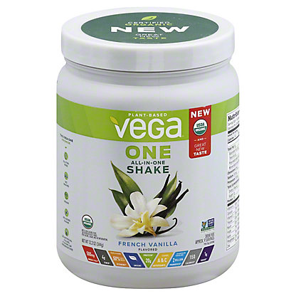 Vega One Nutritional Shake, French Vanilla,14.6 OZ
